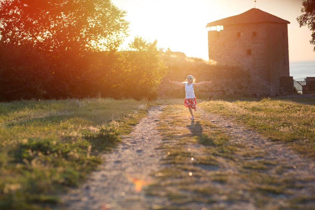child-outside